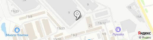 ВОЛНА на карте Одинцово