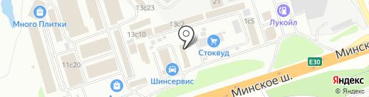 СДК-Модуль на карте Одинцово