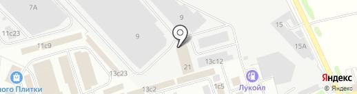 Релакс на карте Одинцово