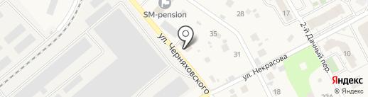 Absolut на карте Химок