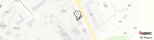 Можарова Мебель на карте Одинцово