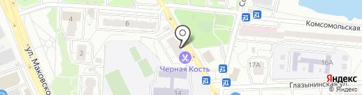 СВ инжстройсервис на карте Одинцово