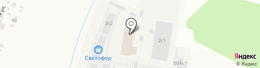 HoReCa Master на карте Жуковки