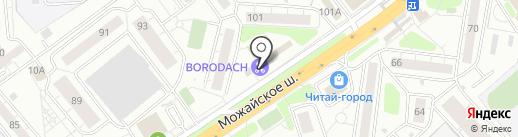 Broadway на карте Одинцово