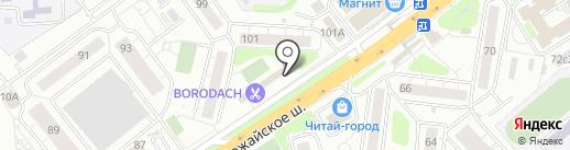 ВитаФарм на карте Одинцово