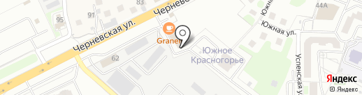 Ремонтная мастерская по стартерам и генераторам на карте Красногорска