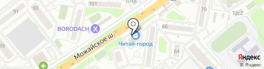 АЛЕШНЯ И ПАРТНЕРЫ на карте Одинцово