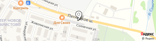 Интим-бутик на карте Юрлово