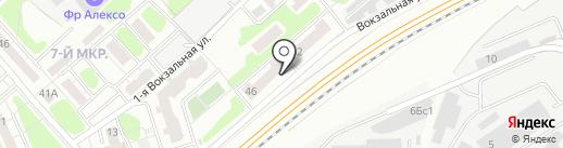 Конкорд на карте Одинцово