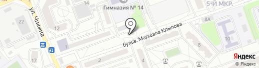 Многопрофильный магазин на карте Одинцово