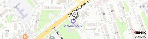 Kitchen на карте Одинцово