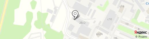 Трансавто на карте Архангельского