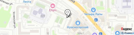 IPC на карте Красногорска
