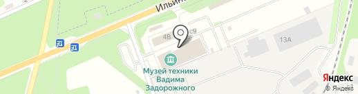 ЕГРПуля на карте Архангельского