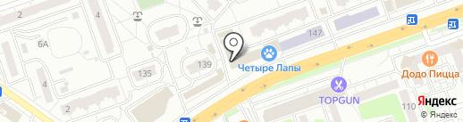Банкомат, Сбербанк, ПАО на карте Одинцово