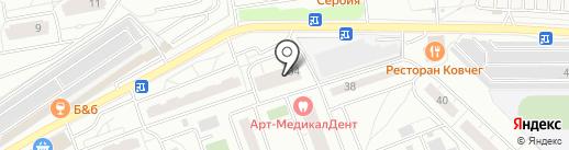 Paola на карте Одинцово