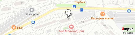 Raumplus на карте Одинцово