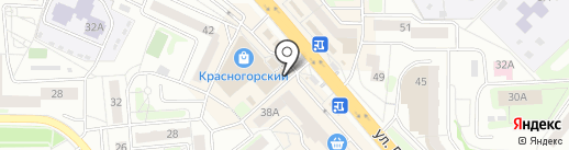 Bazar Kids на карте Красногорска
