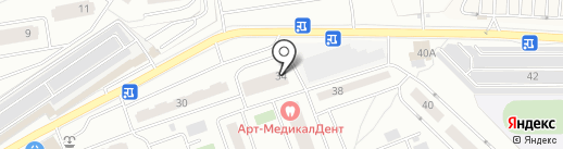 TUI на карте Одинцово