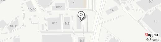 ЭТМ на карте Одинцово
