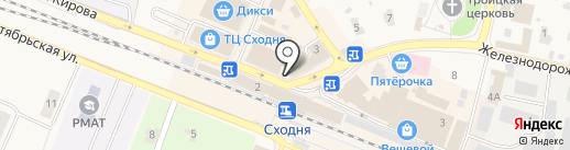 Магазин подарков и сувениров на карте Химок