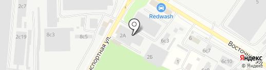 Qtech на карте Одинцово