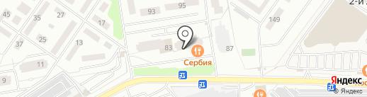 Vins на карте Одинцово