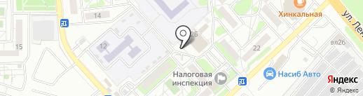 Национальный платежный сервис на карте Красногорска