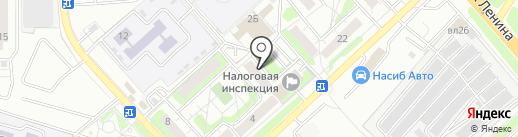 ККТ-Сервис М.О. на карте Красногорска