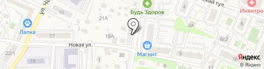 Автосервис на карте Химок