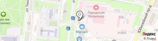 Магазин семейной покупки на карте Химок