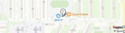 МСВ-НАСКО на карте Красногорска
