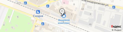 Праздник-Тут на карте Химок