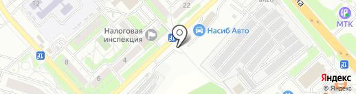 Эко на карте Красногорска