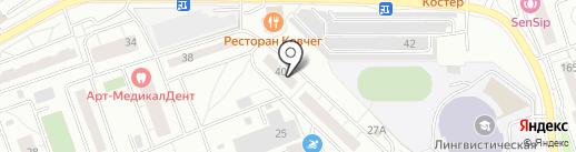 Вашъ личный юрисконсульт на карте Одинцово