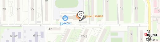 ЛК-Телеком на карте Красногорска