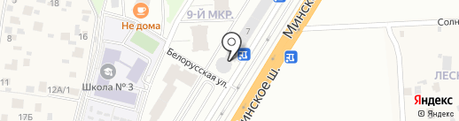 Avtokondishen на карте Одинцово