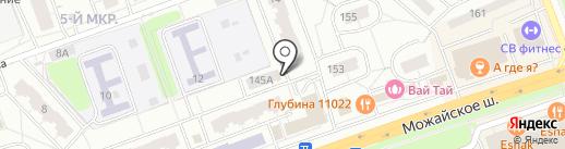 Лилит на карте Одинцово