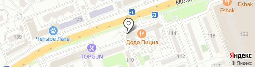 Сбербанк, ПАО на карте Одинцово