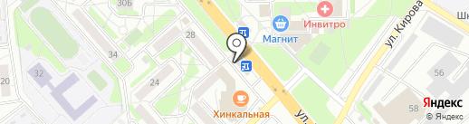 Красногорские вести на карте Красногорска