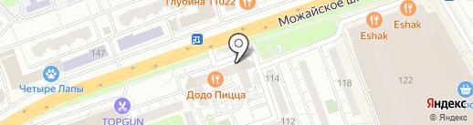 Магазин товаров для дома на карте Одинцово