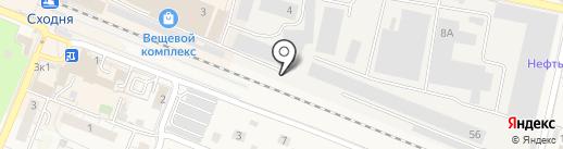 Кондитерская на карте Химок