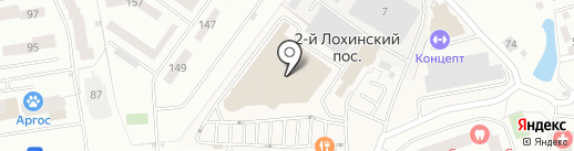 АВ Маркет на карте Одинцово