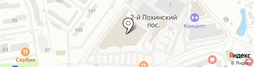 Фаворит на карте Одинцово