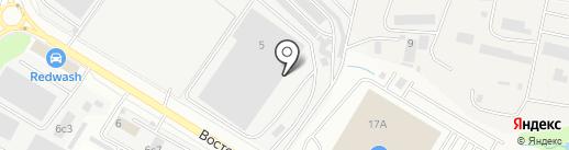 ПаллетТрейд на карте Одинцово