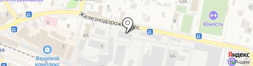 Kidsdom на карте Химок