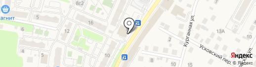 CyberPlat на карте Химок