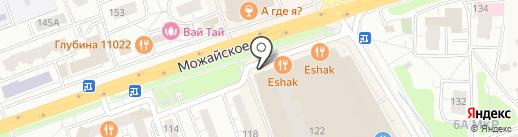 FIT-N-GO на карте Одинцово