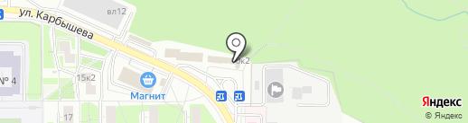 Фотосалон на карте Красногорска