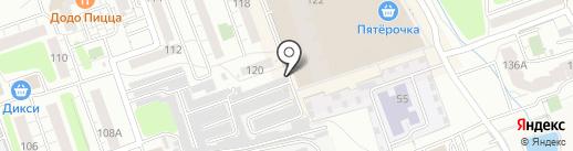 МИР, ГСКУ на карте Одинцово